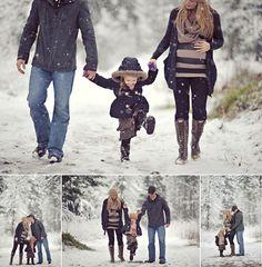 Nem túl színes mégis kedves családi fotók