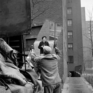 Vivian Maier, Önarckép 1955