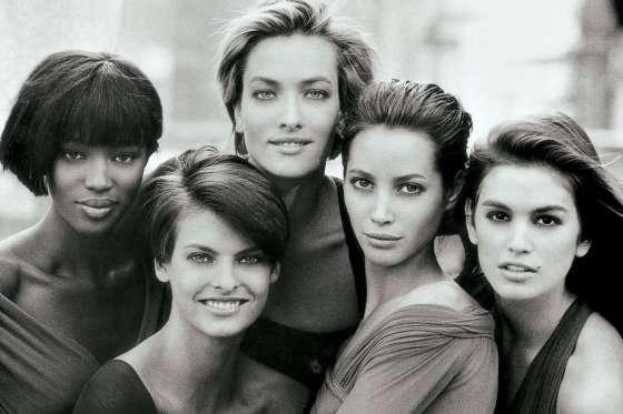 1990 brit Vogue Peter Lin